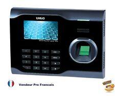 Pointeuse Biométrique De Contrôle D'accès Gestion De Présence + carte RFID