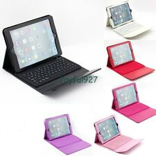 iPad 2 3 4th Gen Bluetooth Keyboard Stand Leather Case Cover