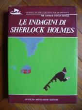 A. CONAN DOYLE - LE INDAGINI DI SHERLOCK HOLMES ,illust