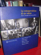 Stolfi, Bunaretti - La consapevolezza di un valore - Dip. Funzione Pubblica 2001