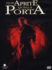Dvd Non Aprite Quella Porta (2003) (2 Dvd) - Slipcase  ....NUOVO