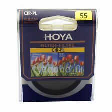 HOYA CPL PL-CIR 55mm Ultra-thin Ring Circular Polarizer fit for SLR Camera Lens