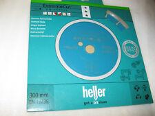 HELLER Disco de corte de diamante extremecut 300 x 25,4 Universal