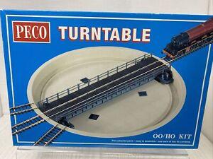 peco oo gauge Turntable (LK-55 Unused Turntable