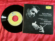 RICHARD WAGNER THE VALKYRIE AN INTERVIEW WITH THE CONDUCTOR HERBERT VON KARAJAN