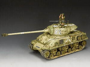 King and Country IDF002 - 1:30 Israeli M51 Super Sherman - as new