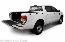 Tiger Under Rail Ute Liner for Toyota Hilux Dual Cab SR5 05-15 - stock clearance