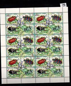// SOMALIA - MNH - NATURE - BUGS - INSECTS - 1995