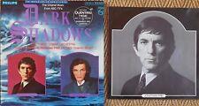 Robert Cobert Orchestra Tv Ost Dark Shadows Lp Us 1966 Stereo Nmint