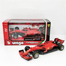 Bburago 1:43 F1 2019 Ferrari Team SF90 #5 Sebastian Vettel Diecast Model Car