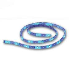 LED FLEX STRIP LIGHT BLUE LED51951DP 24 INCH CAN BE CUT TO LENGTH ROPE LITE SALE