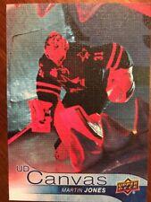 2016-17 UD Hockey Series 1 Canvas C69 Martin Jones