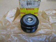 AUDI A4 & A6  Alternator Freewheel Clutch PULLEY  BOSCH 112661567