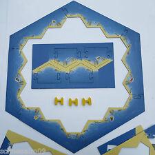 Die Siedler von Catan Rahmen für Basisspiel und 5/6 Erweiterung 3 Metropolen (