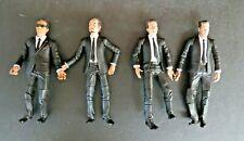 Reservoir Dogs 4 Action Figures Mezco 2000