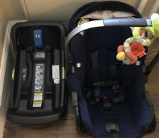 nuna pipa car seat With Base And Stroller Local Pickup Only
