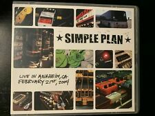 Dvd Simple Plan Live In Anaheim Still Not Getting Any No Pads Helmets Just Balls