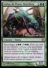 Golias de Ponte Mortífera FOIL / Deadbridge Goliath | EX | Release Promo | POR