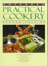 Advanced Practical Cookery By Victor Ceserani, David Foskett, R .9780340701881