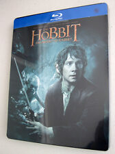 The Hobbit : An Unexpected Journey ( Blu-ray )  STEELBOOK / Region A