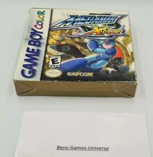 Nintendo Game Boy Color  Mega Man X Xtreme Mit Anleitung und Ovp USA