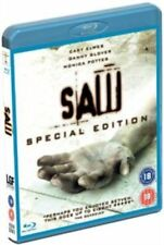 Saw Uncut Version 5017239120077 With Danny Glover Blu-ray Region 2