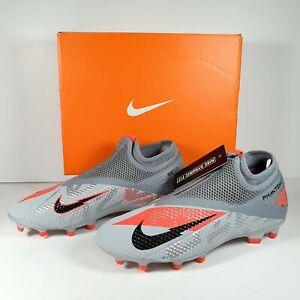 Nike Phantom VSN 2 Academy DF FG/MG Football Boots  - Size UK 6 CD4156-906