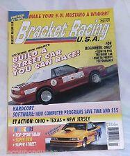 Bracket Racing U.S.A. Magazine Special Edition 1991, Volume 5 No 1