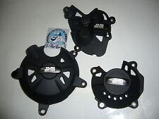 Kit protettore motore para sump KAWASAKI ZX6R ZX 6 R 2009 2013 2014 2016