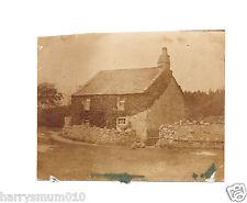 Original photograph   Woodwell cottage Silverdale c 1902 HPP2