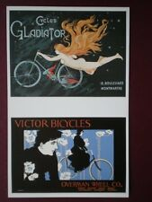 POSTCARD  VICTOR BICYCLES - OVERMAN WHEEL CO