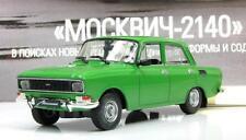 DeAgostini 1:43 Soviet Moskvitch-2140 & mag №27 cars USSR