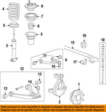 GM OEM Front Suspension-Coil Spring Insulator 15808594