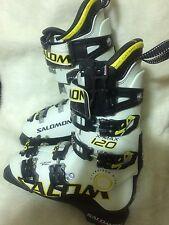 Salomon X-Max 120 Ski Boots size 25.5 Energyzer 120 Oversized Pivot