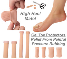 Toe Gel Protector Relieve Corns Cysts Blisters Crooked Hammer Toes Ingrown Nails