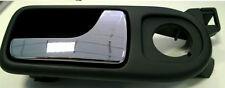 VW LUPO 99-06  MANIGLIA INTERNA DESTRA nero/cromo ORIGINALE 6X0837114D