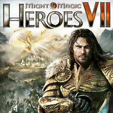 Might & Magic Heroes VII (7) PC [Uplay Key] No Disc, Region Free