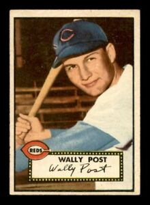 1952 Topps Set Break #151 Wally Post EX-MINT *OBGcards*