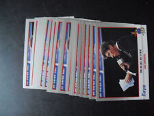 Lot of 22 1991 Kayo Boxing Announcer Michael Buffer First Cards