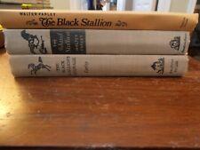 The Island Stallion 1948 The Black Stallion's Courage 1956 The Black Stallion 68