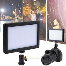 1350LM 192 LED Video Fill Light Lamp Panel Dimmable for DSLR Camera DV Camcorder