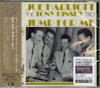 JOE HARRIOTT / TONY KINSEY-JUMP FOR ME-JAPAN CD Ltd/Ed C65