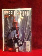 SPIDER ISLAND # 2 DELLOTTO 1 in 25 VARIANT EDITION MARVEL COMICS