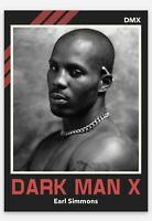 DMX DARK MAN X EARL SIMMONS RUFF RYDERS CUSTOM MADE ART RC ROOKIE CARD