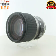Sigma Art 135mm F/1.8 DG HSM for Canon Lens EXCELLENT Condition FREE SHIPPING