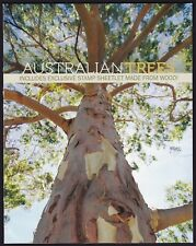Australian Trees Post Office Pack contains 2 x Stamp Mini Sheets
