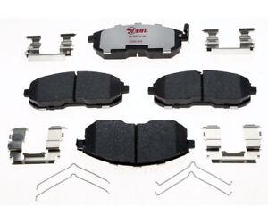 Disc Brake Pad Set-Element3; Hybrid Technology Brake Pad Set Front Raybestos