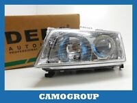 Front Headlight Left Front Left Headlight Depo For AUDI A4 94 01