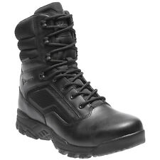 Bates Mens Boots SIEGE WATERPROOF SIDE ZIP Side Zip Lace-Up Ankle Leather