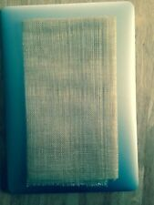 Sinamay Fabric remnants parchment 15 x 45 2nds